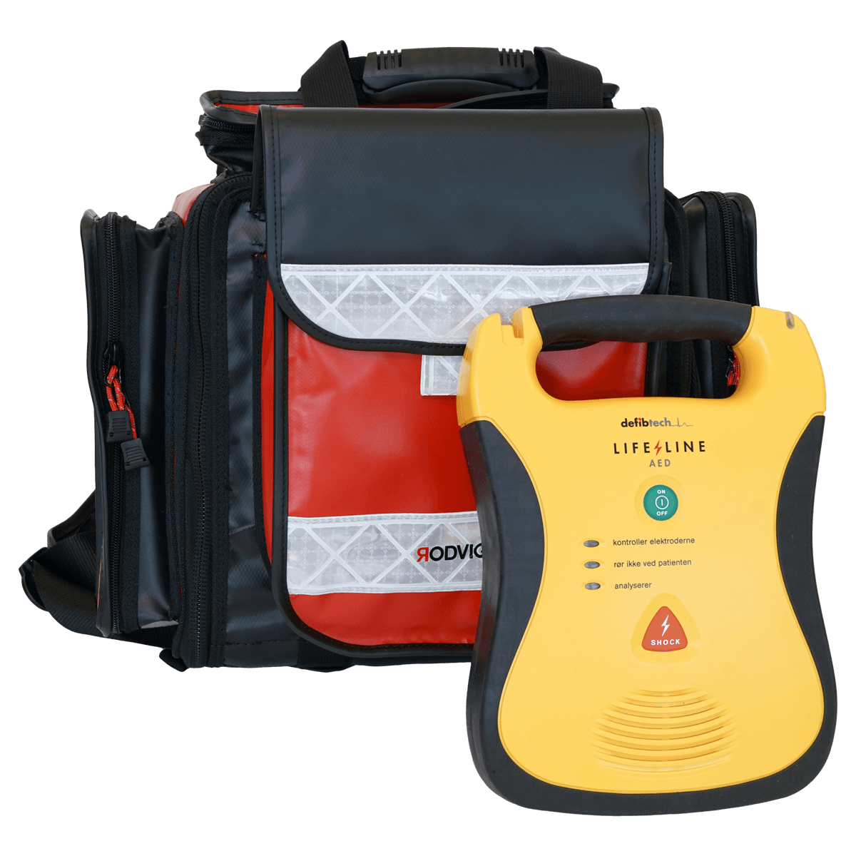 Rescue Bag Mini with space for AED